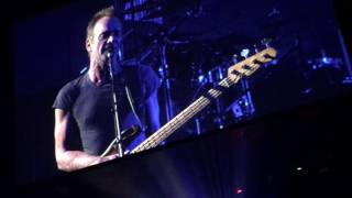 Sting / Peter Gabriel - Dancing Out With The Moonlit Knight - Madison Square Garden NYC 6/27/16