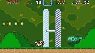 Mario morrendo. Rock .