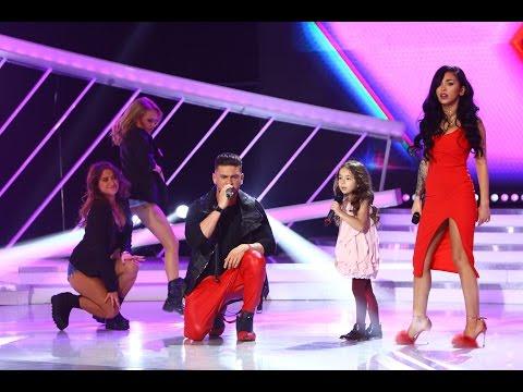"""Mianda feat. Ruby si Dorian Popa - """"Bună, ce mai zici?"""" Next Star"""