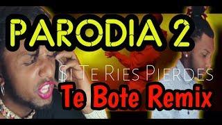 Te Bote Remix (PARODIA 2) Bad Bunny, Ozuna, Nicky Jam, Casper, Nio García, Darell