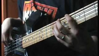 bass cover _ KILLER QUEEN