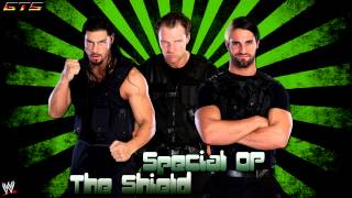 "2013: The Shield - WWE Theme Song - ""Special Op"" [Download] [HD]"