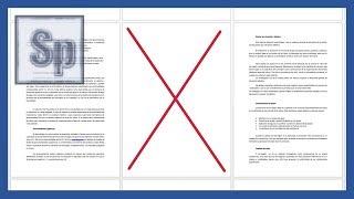 Word - Eliminar página en blanco en Word. Borrar hoja en blanco de Word. Tutorial en español HD