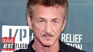 Sean Penn's TV Series-Regular Debut Set for Hulu Space Drama 'The FIrst' | THR News Flash