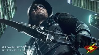 Arrow MV ↣The Resistance