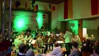 Gonna fly now (Bill Conti, arr. Michael Smith) - Bläserchor Nordborchen