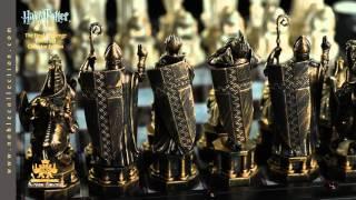 NN7979 The Final Challenge Chess Set