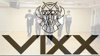 빅스(VIXX) - '저주인형' 안무 연습 영상 (Practice 'VOODOO' dancing Video)