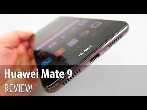 Huawei Mate 9 Review în Limba Română