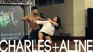 Charles + Aline Hip-Hop + Zouk Dance Choreo