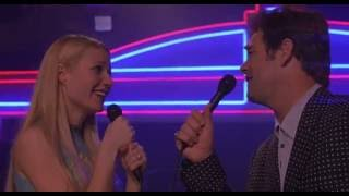 Huey Lewis & Gwyneth Paltrow   Cruisin is made for love HD