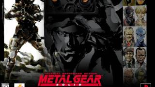 Metal Gear Solid - Alarm Sound Effect
