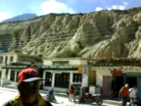 Nepal trek Annapurna