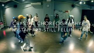 Crystal Choreography | Mistah Fab-Still Feelin' it | Now'z Dance Studio Macau