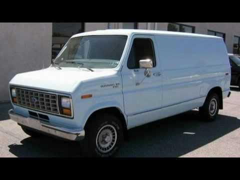 ford econoline owners manual