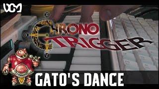 Chrono Trigger: Gato's Song (Electronic Dance Music / EDM Cover) | Dacian Grada