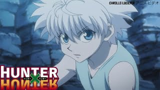 Killua and Gon vs Asta | Hunter x Hunter 2011 English Dubbed