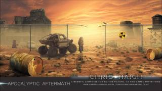 APOCALYPTIC AFTERMATH - Chris Haigh | Cinematic Slow Burning Heavy Industrial Epic Rock |