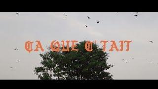 Alaclair Ensemble // Ça que c'tait // Vidéoclip