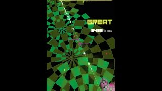 ハイパーゴアムササビスティックディサピアリジーニャス [HARD] FULL CHAIN 【GROOVE COASTER 3EX】