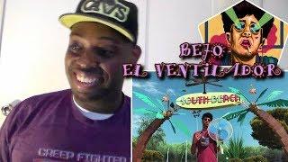 BEJO - EL VENTILADOR (VIDÉO) [Prod. Beauty Brain] REACTION!!!