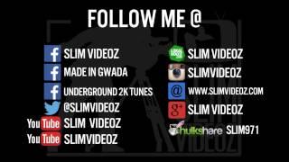 Dj Moody Mike Ft Miki Debrouya - Gwada Shake Time (@SlimVideoZ)