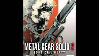 Metal gear solid 2- soundtrack- Twilight Sniping