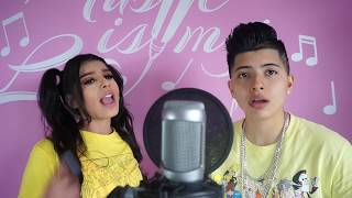 Siblings Singing Best Spanish Hits Mash Up - Silver Skye, Sierra Rain