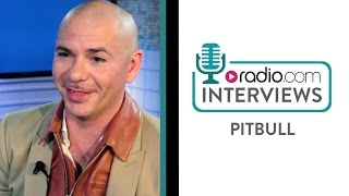 Pitbull on Working with Stephen Marley on 'Options'