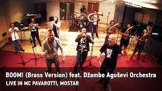 "Džambo Aguševi Orchestra & Dubioza kolektiv ""Boom! (Brass Version)"" - Live at MC Pavarotti, MOSTAR"