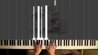 「Nanatsu no Taizai」OST - EOS-3:Taizai (piano solo) // Hiroyuki Sawano