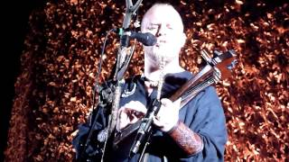 Einar Selvik – Ragnar Lodbrok's death song (live in St Petersburg 2017)