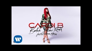 Cardi B - Bodak Yellow (feat. Kodak Black) [Remix]