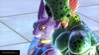 Grabs   Imperfect Cell Grabs Beerus