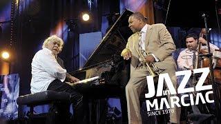 Wynton Marsalis & Monty Alexander @Jazz_in_Marciac : Mardi 9 Août 2011