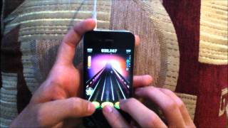 C'mon (Catch Em By Surprise) by Tiesto vs. Diplo Feat. Busta Rhymes - Tap Tap Revenge 4 - 100% FC HD