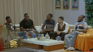 The Love Square: Cee-C, Tobi, Alex and Leo | Big Brother Naija Reunion | Africa Magic