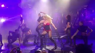 Britney Spears - Do Somethin' (Live at Vegas 12-27-15)