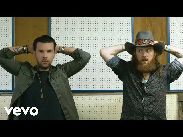 video oficial del tema it aint my fault de brothers osborne