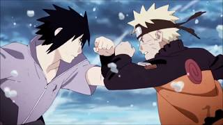 HD Naruto【AMV】Naruto vs Sasuke Final Fight - Sirens Over Paris - Representatives of Uchiha (AMV_TV)