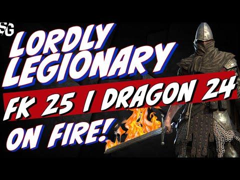 Lordly Legionary should have leveled sooner! Raid Shadow Legends