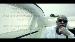 Birdman Nicki Minaj Lil Wayne   Y. U. Mad (Karaoke, Instrumental)