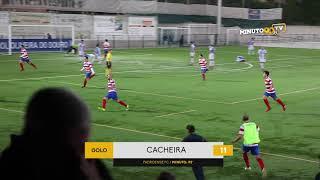 GOLO LUÍS CACHEIRA ( Padroense FC ) MINUTO90 TV
