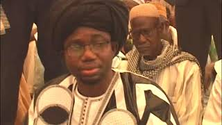 Cheick Abdoul Aziz Soré (visite mogho naaba et larlé naaba)14avril 2018 width=