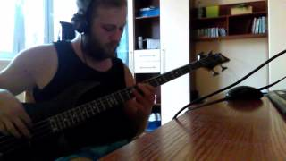 Apocalyptica - I'm Not Jesus ft. Corey Taylor (Bass Cover)