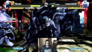 Killer Instinct- That moment you downloaded someone