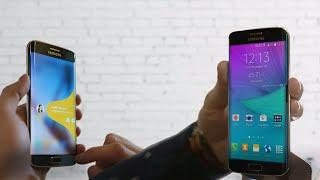 Обзор Galaxy S6 edge