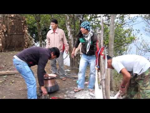 Bhorle Village Lamjung Nepal