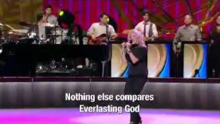 Lakewood Church Worship - 10/2/11 11am - Tuya Es Mi Vida feat. Cindy Cruse Ratcliff