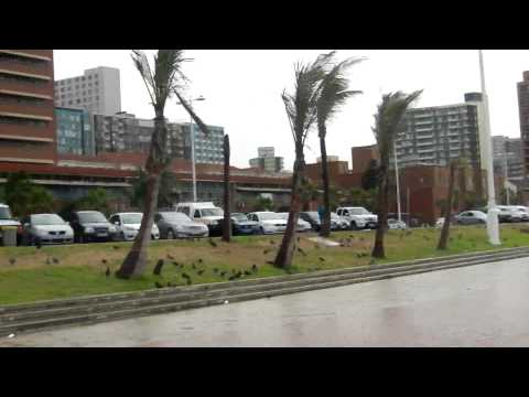 Tour Around Durban, South Africa 2011